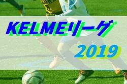 KELME League(ケルメリーグ)2019 関西U-14 優勝は1部・大阪市ジュネッス、2部・川上FC!未判明分の情報提供お待ちしています
