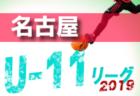 6/22,23結果速報募集 西三河U-11リーグ | 2019年度 西三河地区リーグU-11 前期 愛知