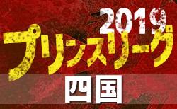 2019年度高円宮杯 JFA U-18サッカープリンスリーグ四国結果掲載!徳島ヴォルティスがプレミアプレーオフへ!