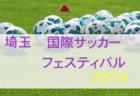 2018年度 東日本・北海道地区選抜交流サッカーフェスティバル結果掲載!優勝は泉トレセンA!