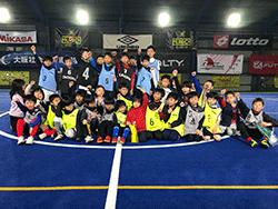 2019年 3月17日(日)大阪にて小学生ジュニア個サル開催しました!開催報告!