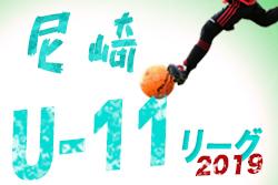 2019年度 第69回市民スポーツ祭 5年生の部(U-11)兵庫 優勝はFCコンパニェロ