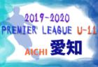 【大会中止】2019年度 第18回千葉県クラブユース新人戦