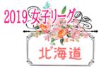 7/20,21結果更新!2019年度第14回北海道女子サッカーリーグ 次回7/27,28