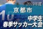 2019年度 第18回チラベルトカップ長野県少年サッカー大会 優勝は松本山雅