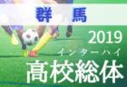 2019年度 サッカーカレンダー【群馬】年間スケジュール一覧