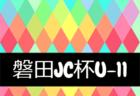 名古屋トレセンU-13 選考会 4/27,5/26 愛知 2019