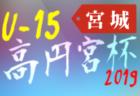 全ブロック結果更新!9/29 JFA U-12サッカーリーグ2019 in 栃木 宇河地域リーグ戦 栃木 次節10/12!