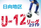 結果募集中 県北地区リーグ U12 | 2019年度宮崎県県北地区リトルリーグ