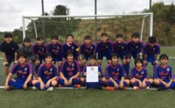 2019KYFA第31回九州なでしこサッカー大会沖縄県予選 ナビィータ優勝 結果表掲載