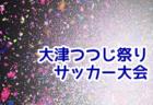 結果募集 大津カップU-12 4/20,21   2019年度 大津つつじ祭りサッカー大会 熊本
