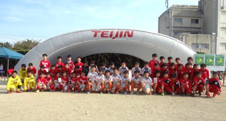 優勝は高津 帝人杯少年サッカー大会 結果表掲載  | 第29回帝人杯 少年サッカー大会 8人制