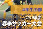 2019年度 ヒマラヤカップ岐阜ジュニア2019 U-8 8人制サッカー 西濃地区予選 優勝はディバイン