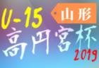 2019年度 第10回全日本女子ユース(U-15)フットサル大会 静岡県大会  優勝は藤枝順心SC!