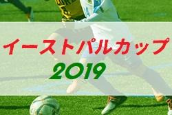 2019年度 第22回イーストパルカップ大会 U-12【和歌山】 優勝はYF奈良テソロ!