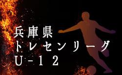 2019年度 兵庫県トレセンリーグ U-12 12/8第4節判明分結果 あとBグループ3試合情報提供お待ちしています