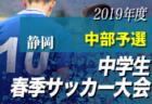 最終結果募集 一部結果掲載 第13回ルーキーカップU-14大会  | 2019年度 第13回ルーキーカップU-14大会 静岡