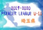 2020年度 浦和レッズジュニアユースセレクション 6/24開催 埼玉