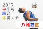 高円宮杯U-18サッカーリーグ2019 淡路リーグ 兵庫 優勝は蒼開高校