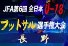 情報募集 全日本フットサル長野 U-18 | 2019年度 JFA 第6回全日本U-18フットサル選手権大会長野県大会