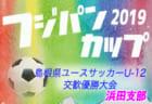 【トレセン分析】2018年度ナショナルトレセン後期(U-14)東海