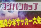 【全結果掲載】2019年度 フジパンカップ第43回関東少年サッカー大会 in 神奈川 優勝は府中新町FC!