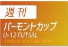 4月・5月のカップ戦/地域公式戦 優勝チーム 愛知県【随時更新】