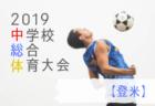 2019年度 栃木県リーグ表一覧