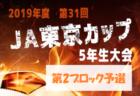2019第98回全国高校サッカー選手権大会 北海道根室地区予選 優勝は根室高校!