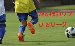 2019年度 かんぽカップU-8リーグ 京都 結果速報!11/17