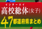 【2019年度女子インターハイ(インハイ・高校総体)】日ノ本・作陽・神村学園ら全国へ!真夏の女子の熱い戦い!【47都道府県まとめ】