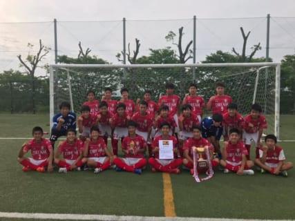 優勝はドリーム 長崎クラ選 U-15 | 第25回長崎県クラブユース(U-15)サッカー選手権大会