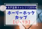 【山梨県】参加メンバー決定!2019 JFAフットボールフューチャープログラムトレセン研修会(FFP)8/1~8/4