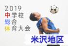 ファジアーノ岡山 ユースセレクション 8/10他開催 2020年度 岡山県