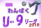 2019年度 関東トレセンU-12交流戦(ナショナルトレセン関東選考会)11/30,12/1結果更新!東京・千葉・山梨は全結果掲載!結果入力ありがとうございます! 結果情報・メンバー情報をお待ちしています!