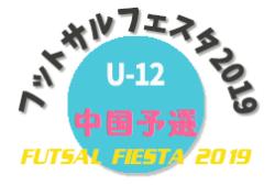 情報募集6/2 フットサルフェスタU-12中国 岡山|2019年度フットサルフェスタU-12中国地域予選 岡山