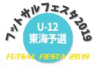 優勝は備後府中TAM-S フットサルフェスタU-15ガールズ東海予選 | フットサルフェスタ2019 U-15ガールズ東海予選