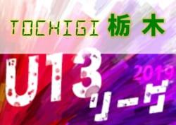 2019年度 第11回栃木ユースU-13サッカーリーグ FCスポルト宇都宮が1部優勝!最終結果掲載!結果入力ありがとうございました!