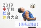 2019年度 第59回 徳島県高校総体 サッカー競技 男子 インターハイ 優勝は徳島市立高校