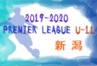 2019年度 高円宮杯 東海リーグU-15 参入戦/プレーオフ  Honda FC(静岡)、豊田AFC(愛知)が来季参入決定!