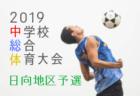 2019年度 第38回奈良県女子小学生サッカー選手権 優勝はフルジェンテ桜井