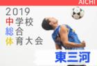 2019年度 高円宮杯 JFA U-18サッカーリーグ 2019 滋賀  7/15までの結果掲載! 3部C,D後期リーグ表作成しました!