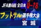 2019年度 第43回群馬県小学生総合体育大会サッカー大会 優勝はPALAISTRA 優秀選手掲載