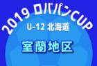 2019年度 第48回 関西学生サッカー選手権大会 びわこ成蹊スポーツ大学が初優勝