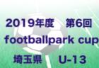 2019年度 第31回JA東京カップ 5年生大会 第5ブロック予選 7/21!
