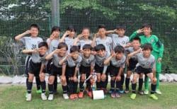 2019年度 大和市5年生大会 神奈川 優勝はGEO-X FC