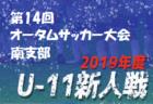 結果掲載!7/21 2019年度 第14回広島オータムサッカー大会南支部予選 次回7/27