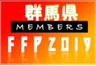 【埼玉県】参加メンバープレイバック!2019 JFAフットボールフューチャープログラムトレセン研修会(FFP)2019/8/1~8/4