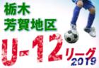 2019年度 東尾張ユース U-14 サッカー選手権大会 (愛知) 優勝はひかりFC!