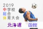 2019北九州支部リーグU-12(後期) 福岡 1部1位は周防灘!